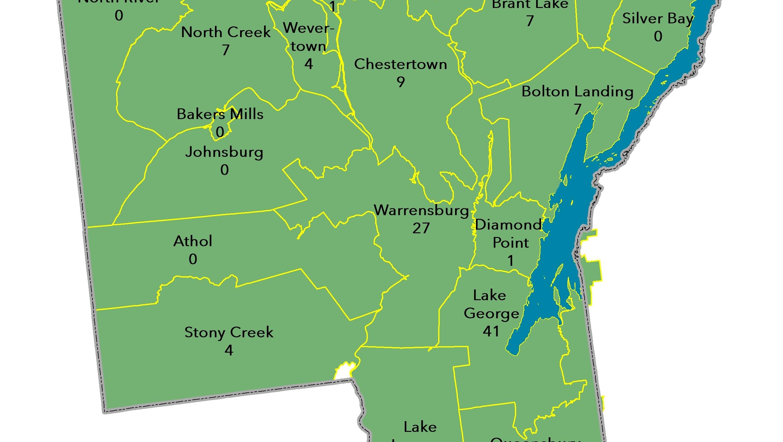 warren county case map 011121