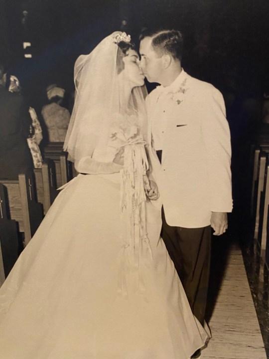 Lora and Stanley Pawenski