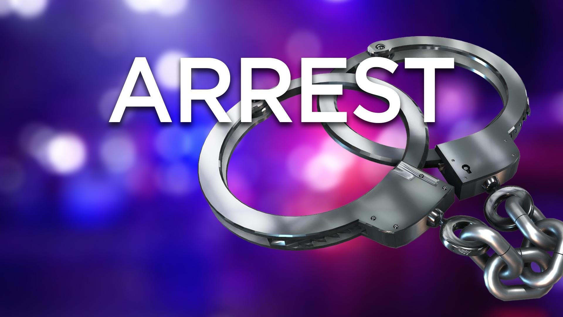 arrest police lights generic