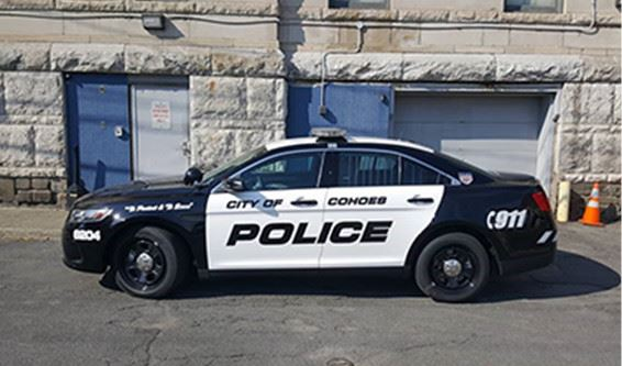 cohoes police