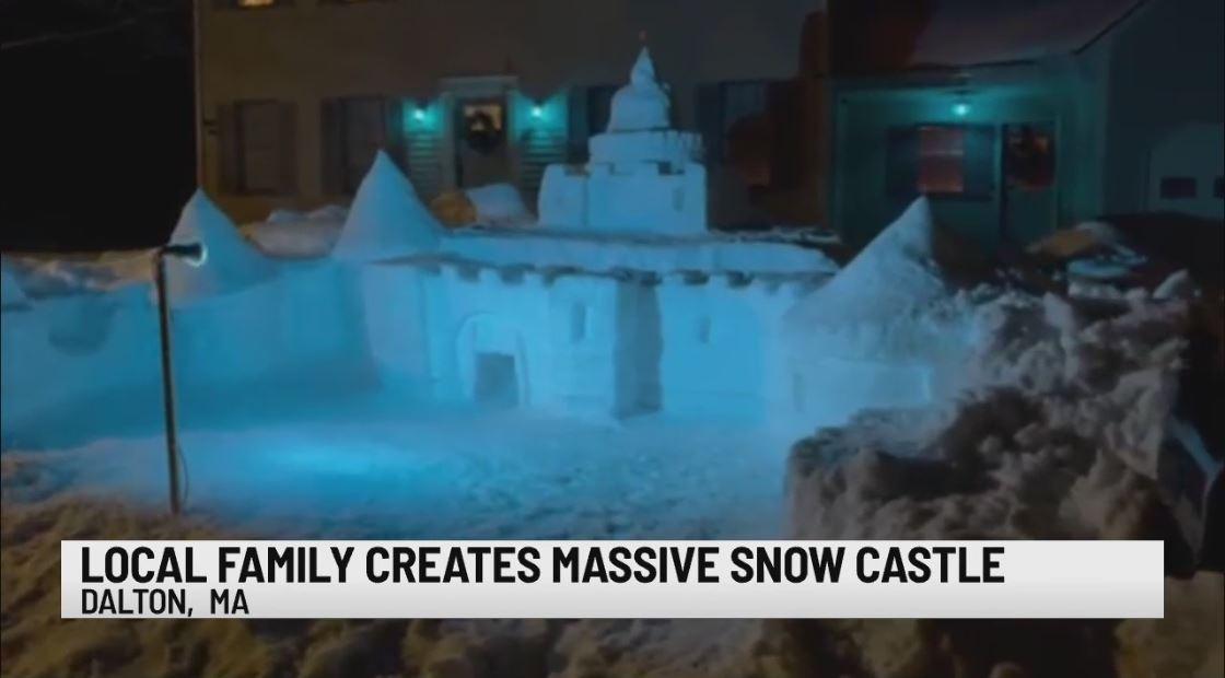 dalton snow castle