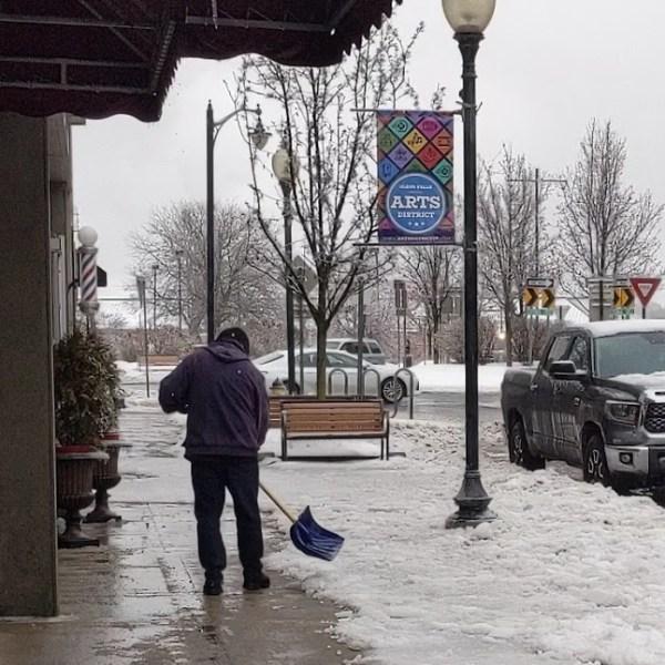 glens falls city shoveling