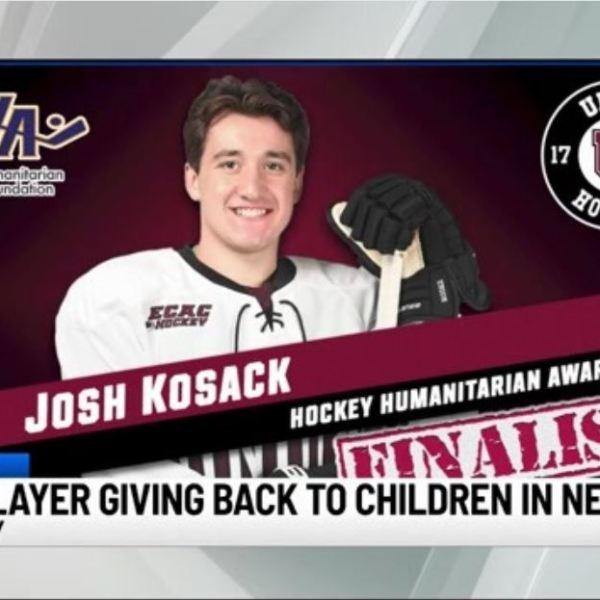 union hockey humanitarian