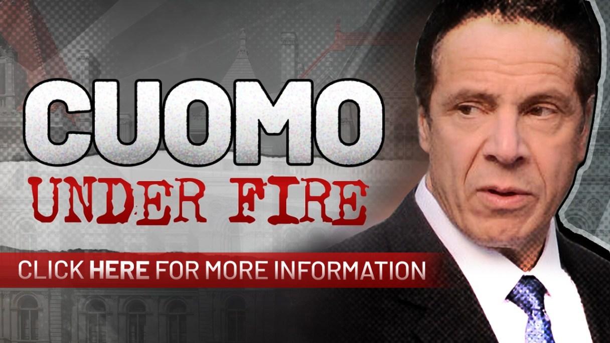 CUOMO UNDER FIRE