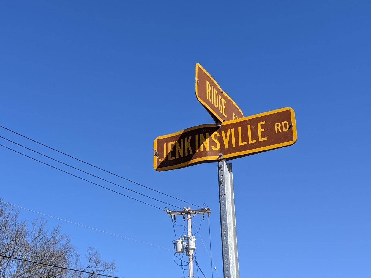 jenkinsville road