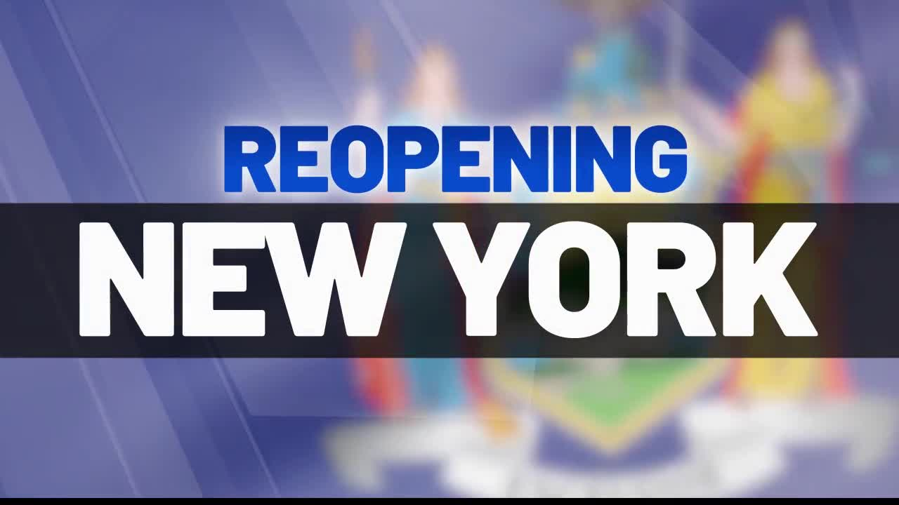reopening new york