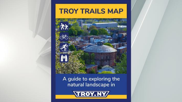troy trail map