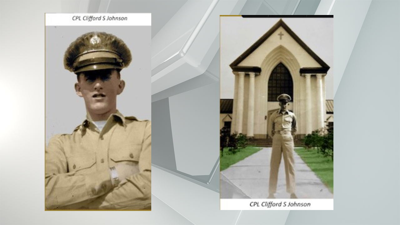 CPL Clifford Johnson