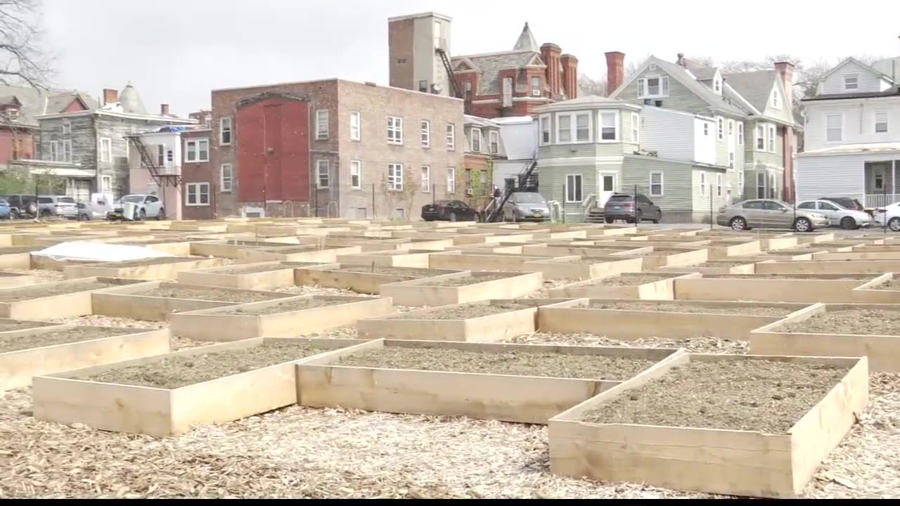 Capital Roots unveils 55th community garden