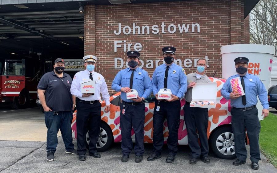 Johnstown Fire
