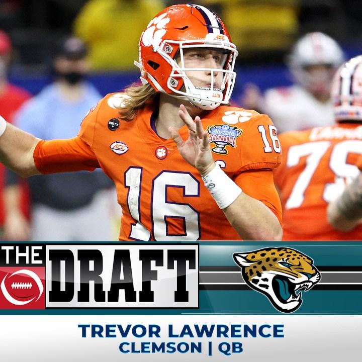 Clemson QB Trevor Lawrence