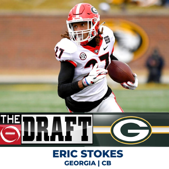 #29 Pick Green Bay Packers