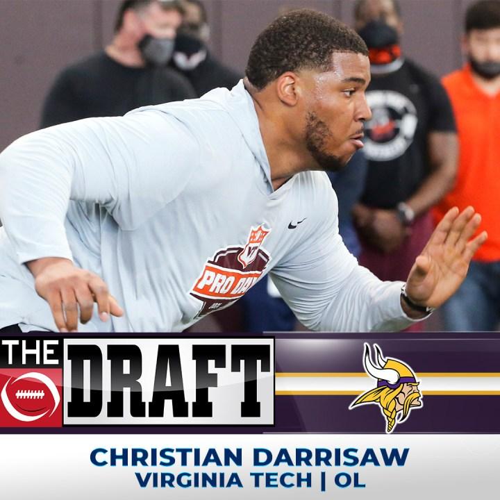 Christian Darrisaw