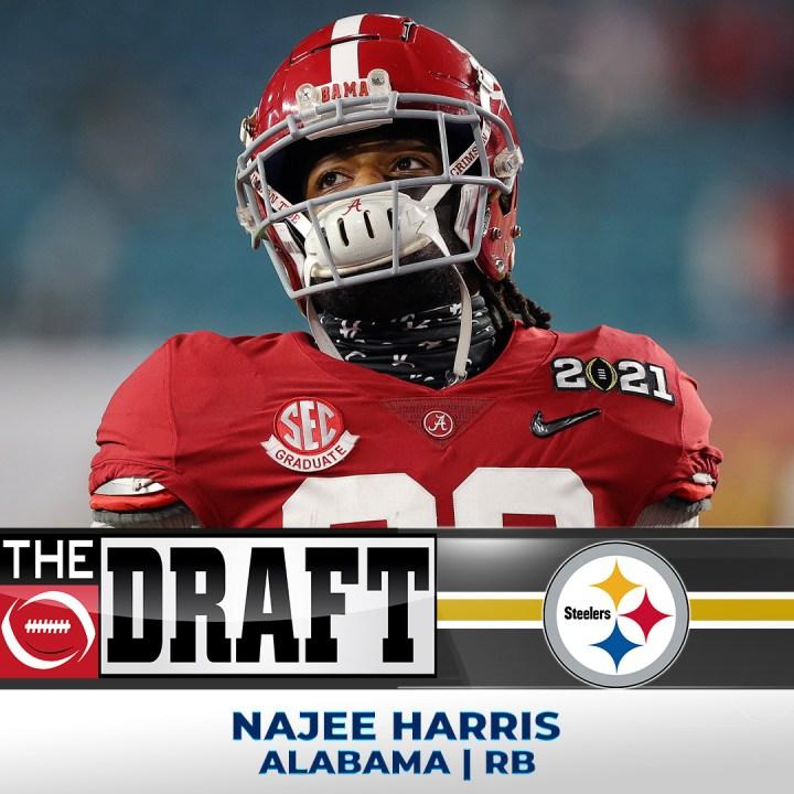Najee Harris