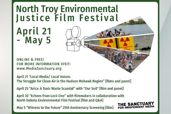 north troy environmental justice film festival 2021