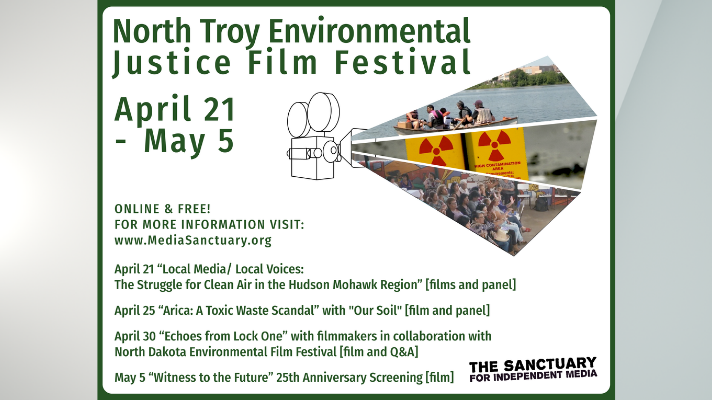 north troy environmental justice film festival 2021