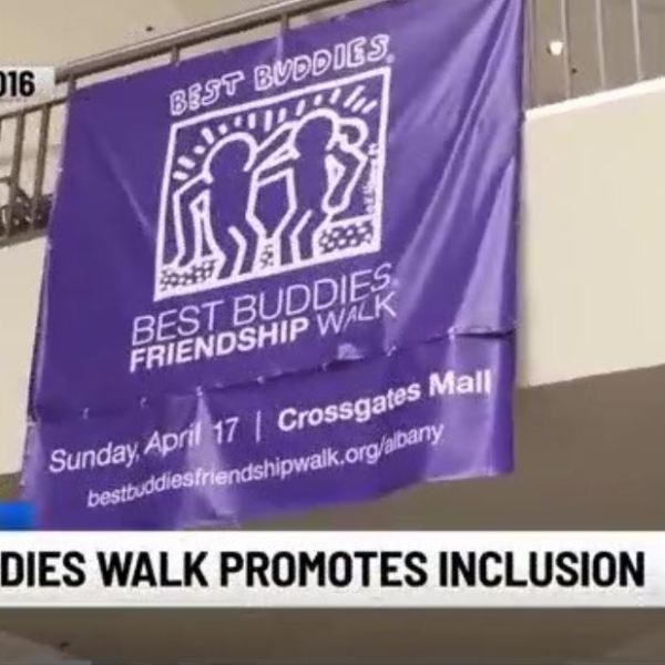 best buddies inclusion walk