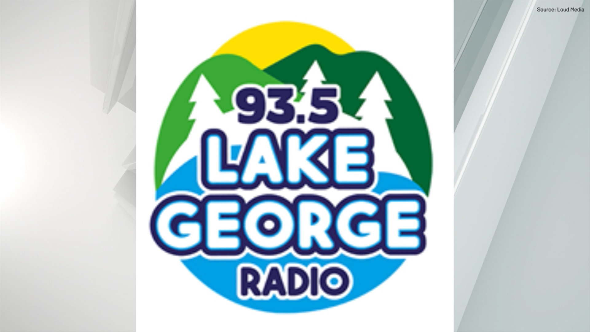 lake george radio w background
