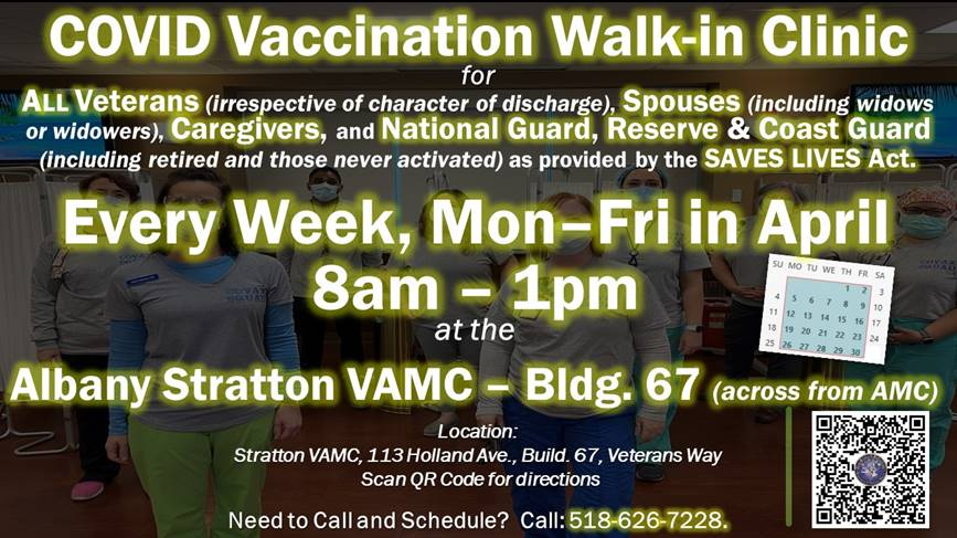 stratton va vaccine event expansion