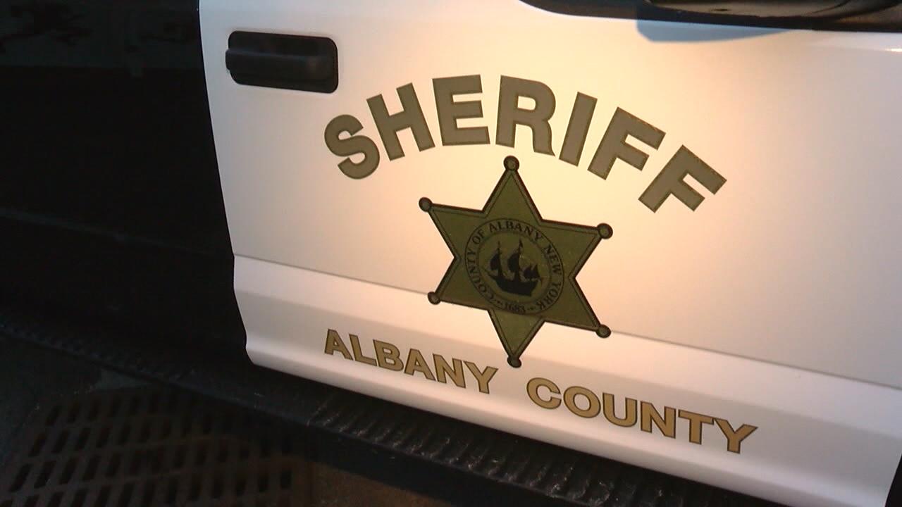 Albany county sheriffs cars
