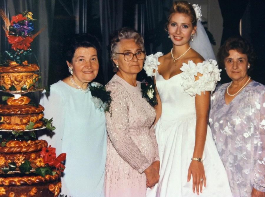 Lydia's family