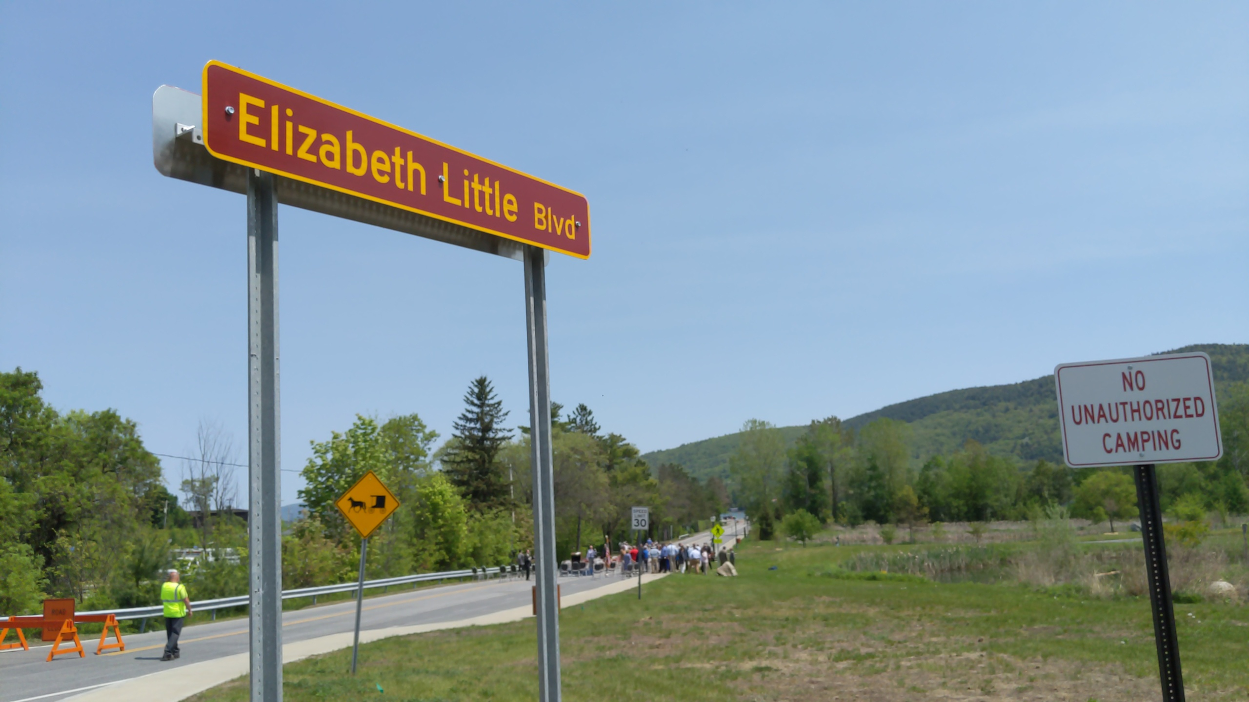 lake george betty elizabeth little boulevard
