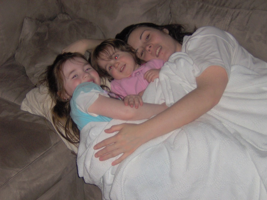 Amanda & Carlee's Mom