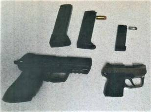 albany airport gun stopped