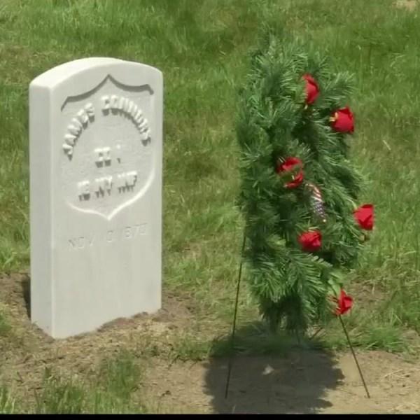 civil war veteran dedication