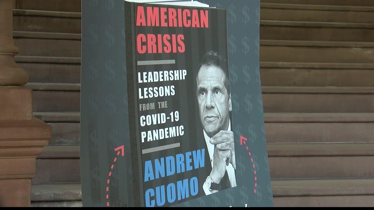 cuomo pandemic book american crisis
