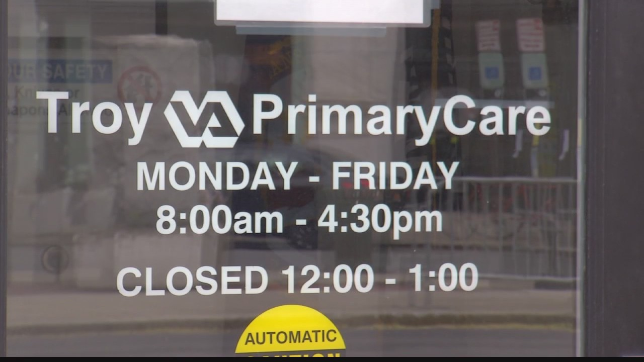 troy VA primary care clinic