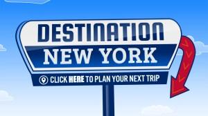 DESTINATION NEW YORK