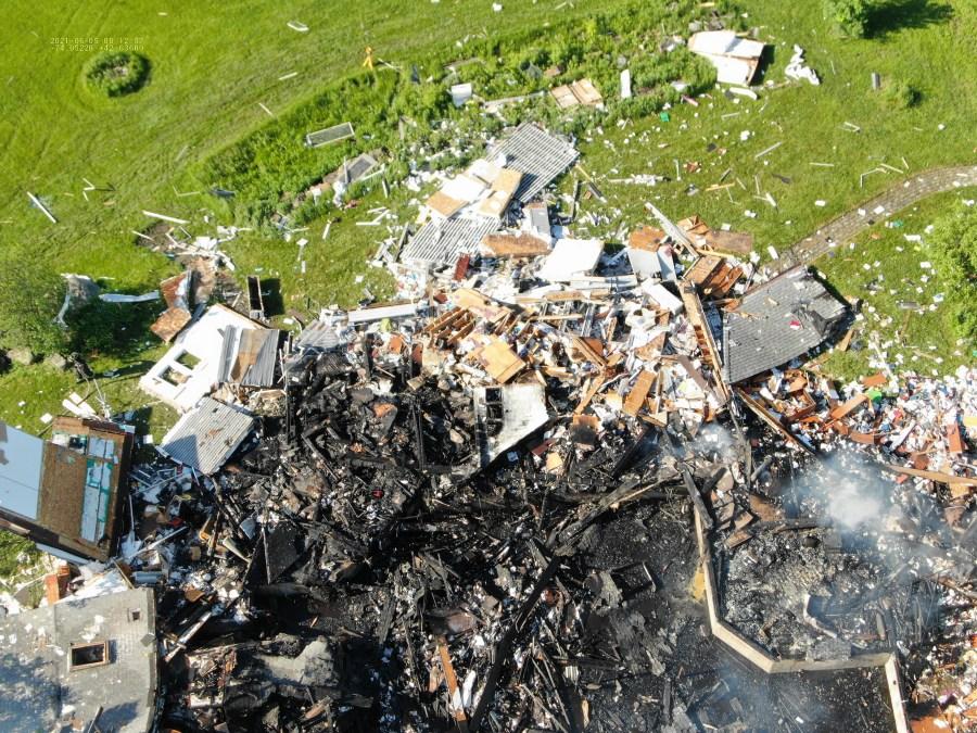 Berne House Explosion 4