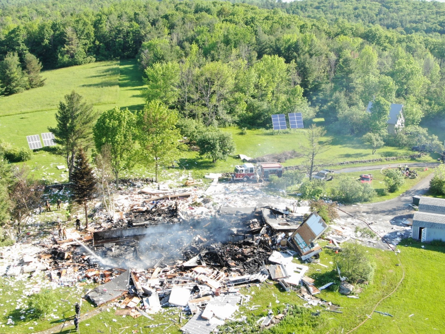 Berne House Explosion 3