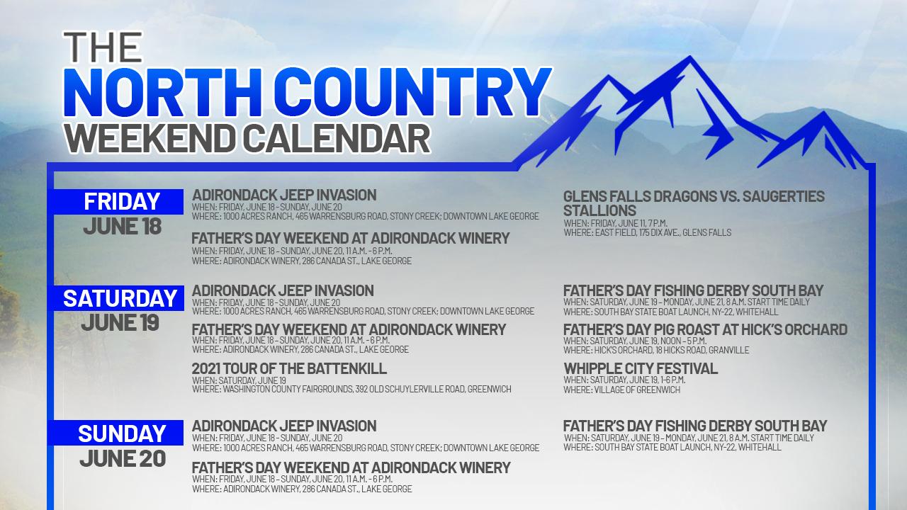 NORTH COUNTRY WEEKEND CALENDAR_FULL_JUNE 18-20