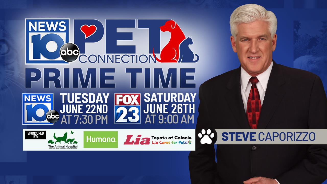 Pet Connection Prime Time June