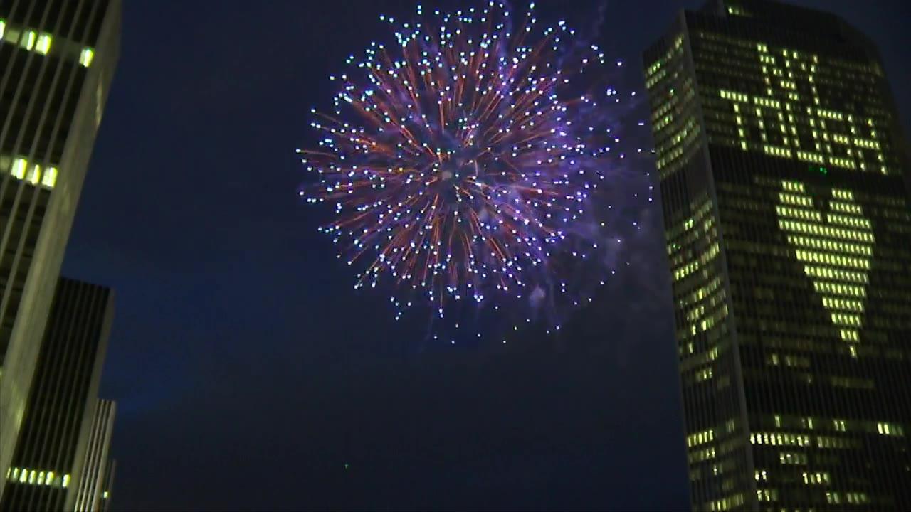 fireworks albany empire state plaza covid vaccination