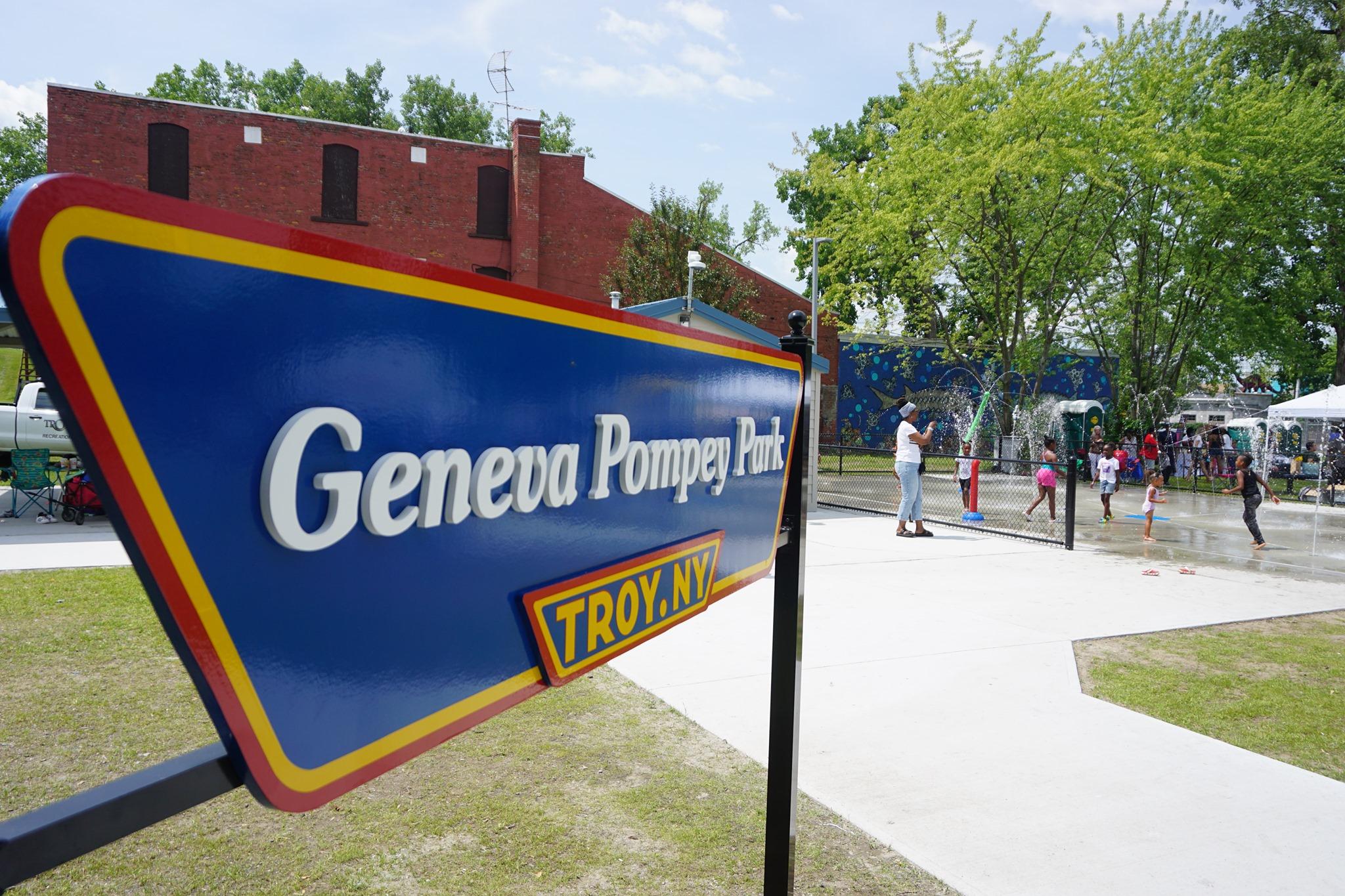 Geneva Pompey Park