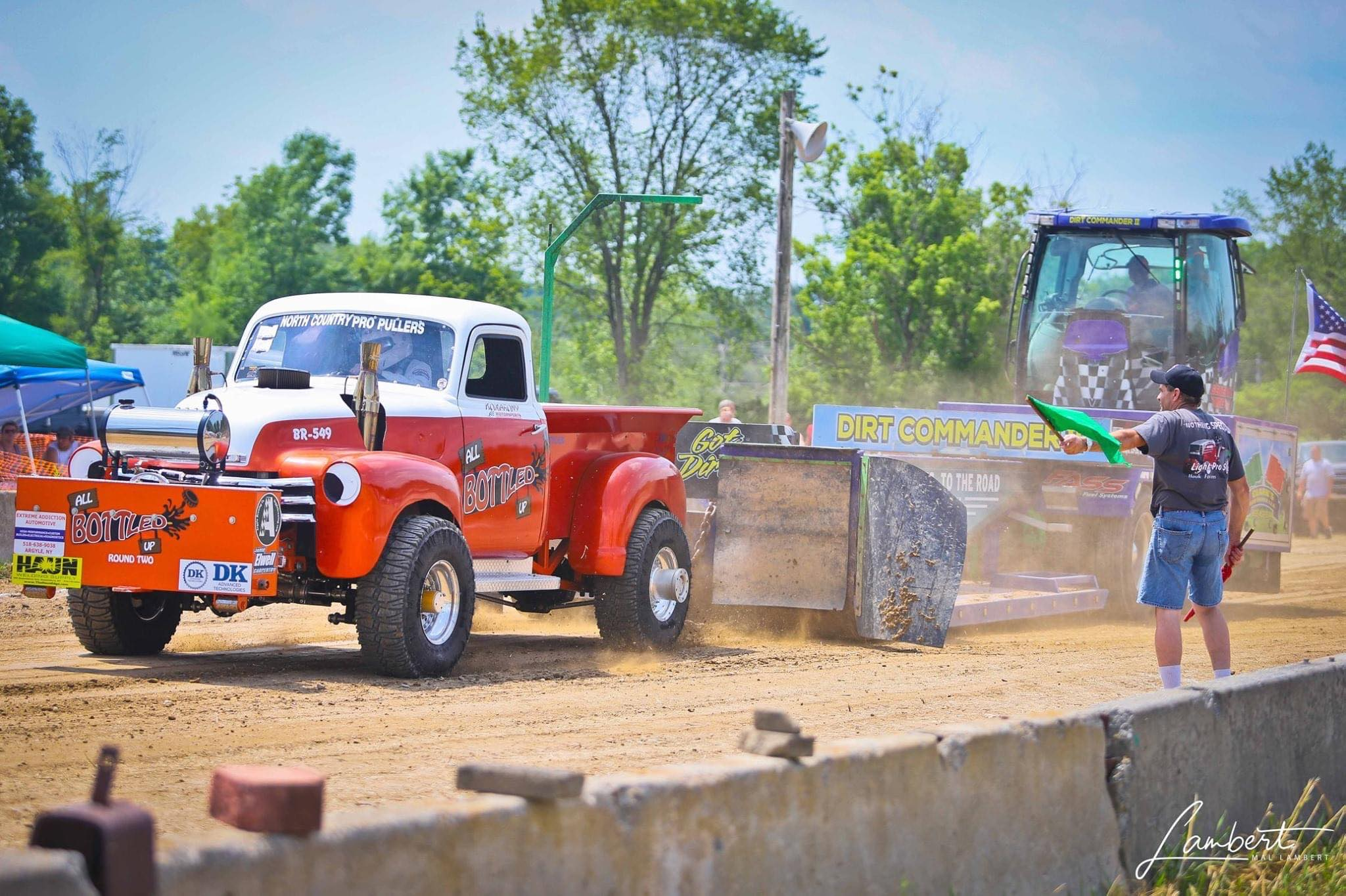 argyle tractor pull