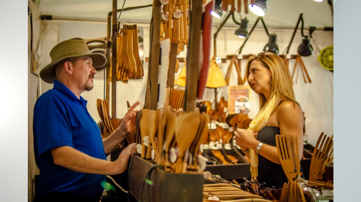 Art and Craft Festival in Lake George