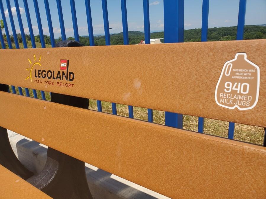 Legoland Benches