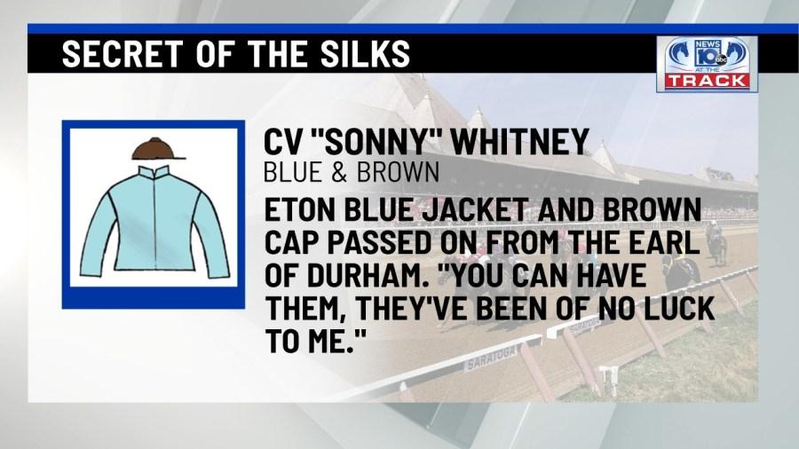 CV Sonny Whitney