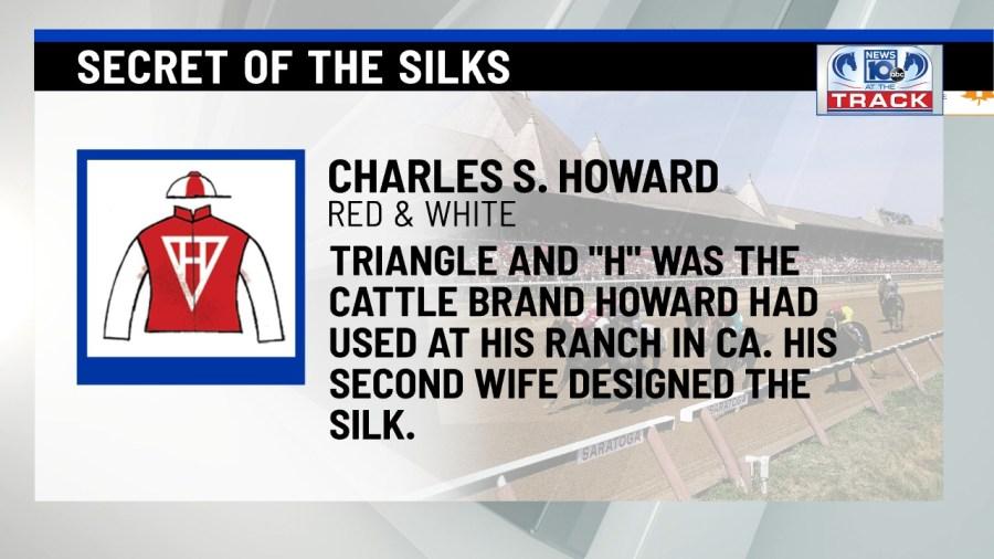 Charles S Howard