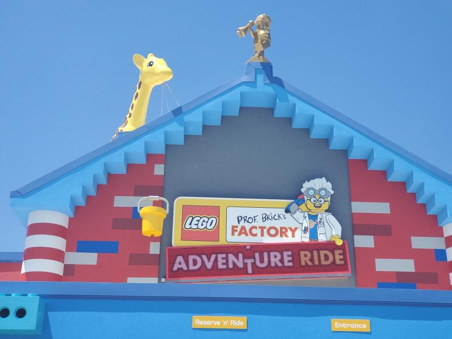 Factory Adventure Ride 2