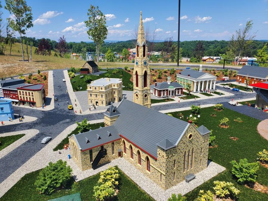 Goshen Church and Town