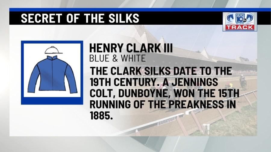 Henry Clark III