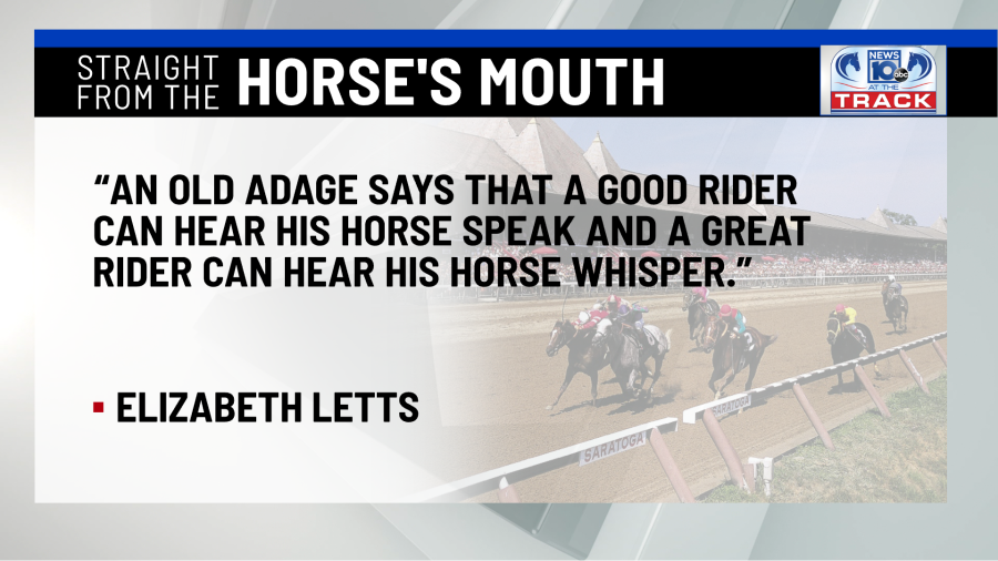 Horse's Mouth August 13