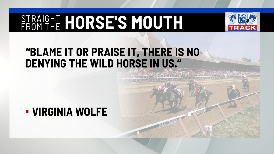 Horse's Mouth August 26