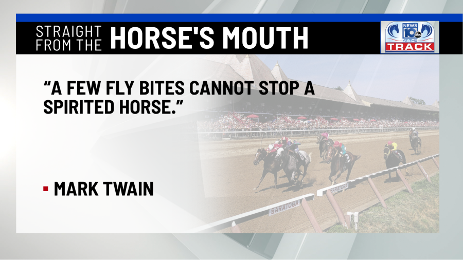 Horse's Mouth September 3