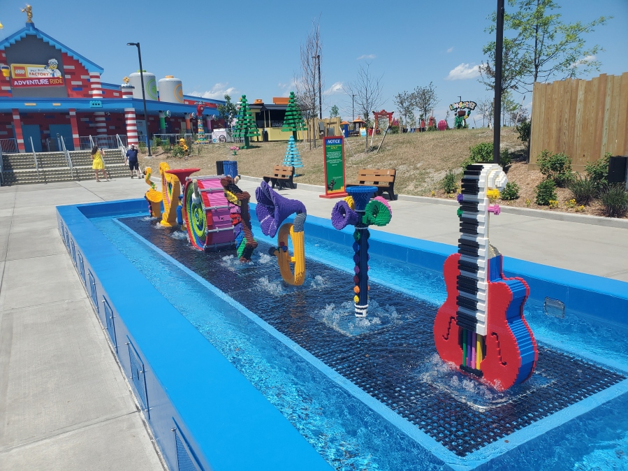 Instruments Fountain